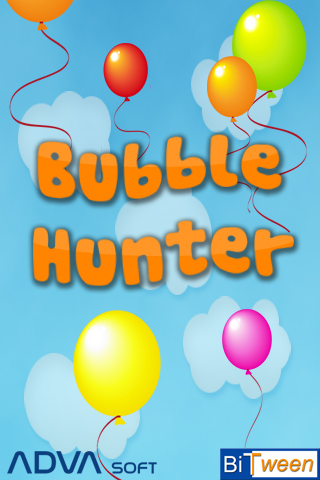 Screenshot BUBBLE HUNTER