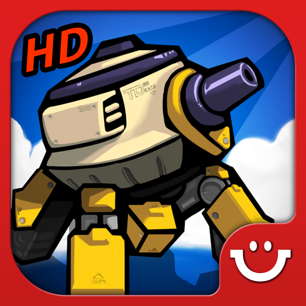 Tower Defense HD iOS